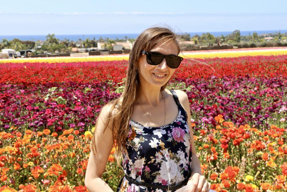 Visit Flower Fields - Roads and Destinations, roadsanddestinations.com