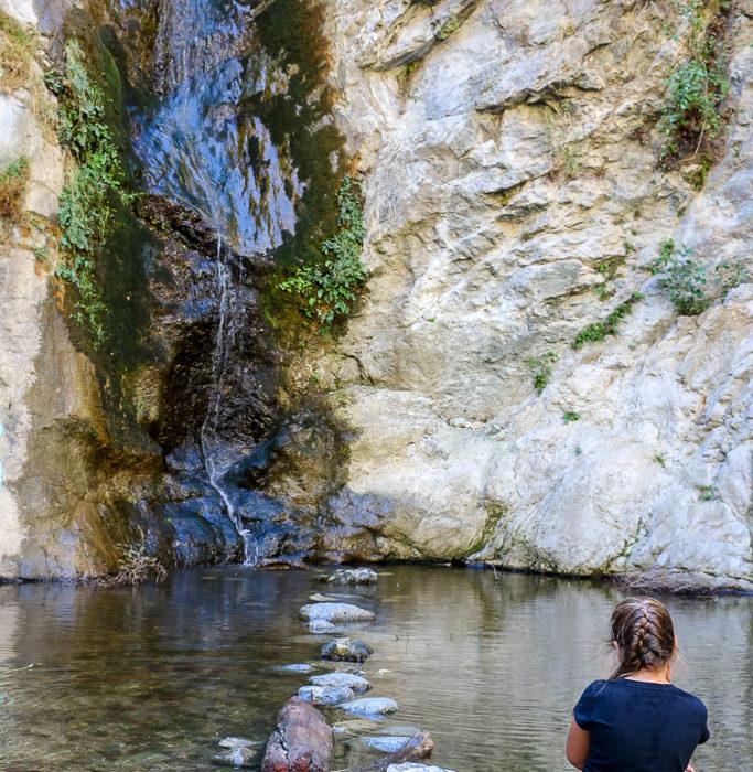 Eaton Canyon Fall