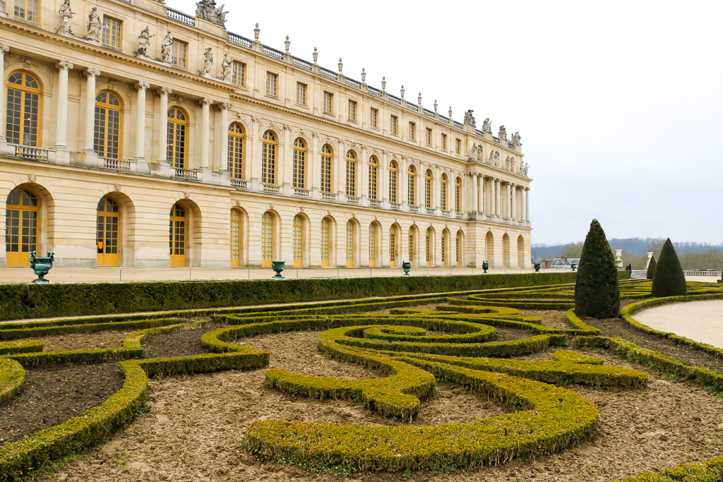 Photo Diary: One Day at the Palace of Versailles, www.roadsanddestinations.com