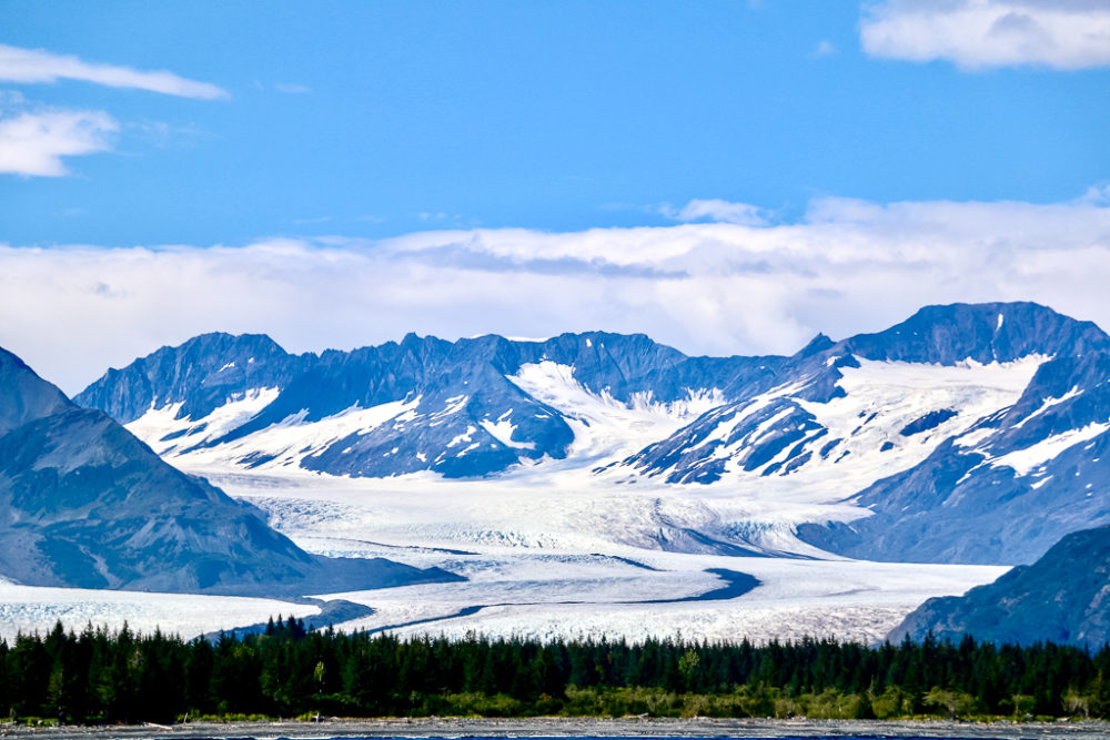 Bear Glacier, the best time to travel to Alaska, www.roadsanddestinations.com