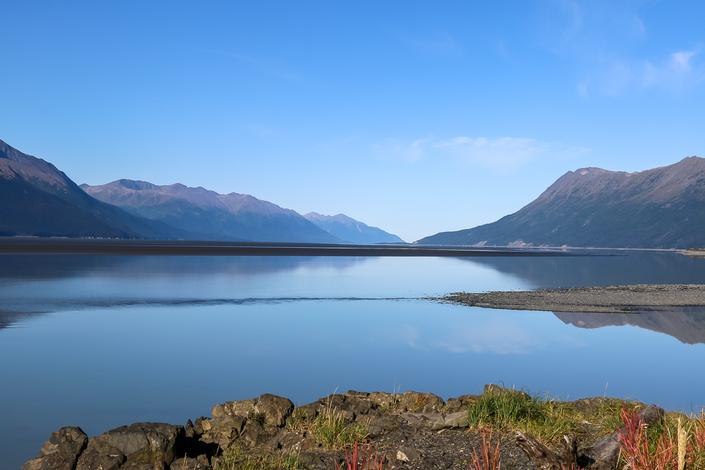 Stunning views of Alaska