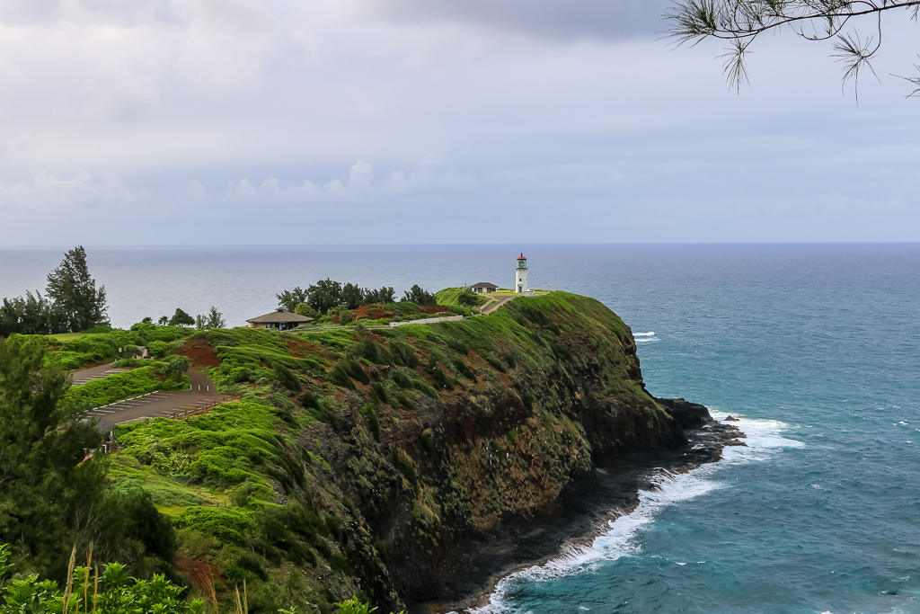 Kauai Exposes: Kilauea Lighthouse - Roads and Destinations, roadsanddestinations.com