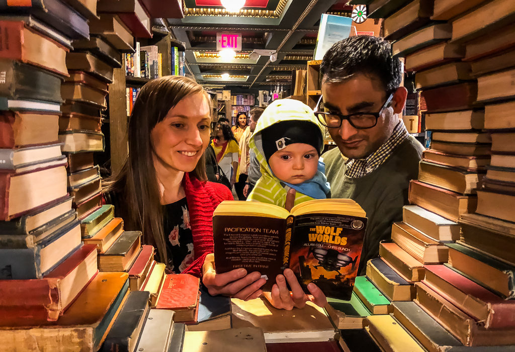 Travel Book: The Last Book Store