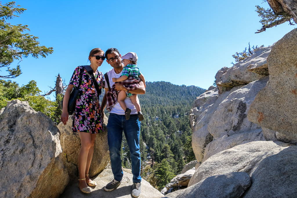 Traveling locally and abroad - Palm Springs