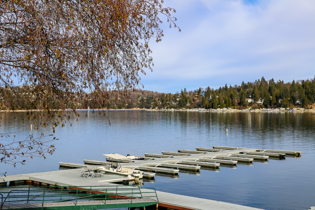 Water activities are one of the most popular things to do at Lake Arrowhead Village