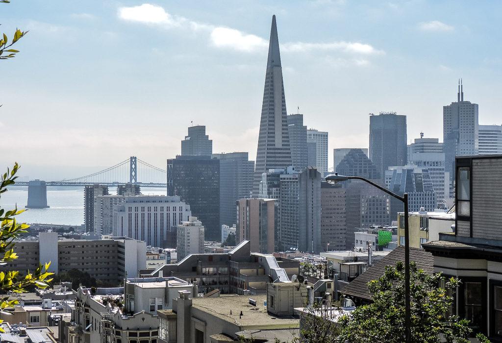 Imperfect San Francisco photo diary