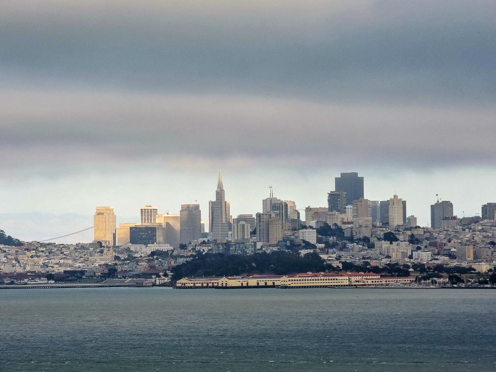 More Views of the San Francisco
