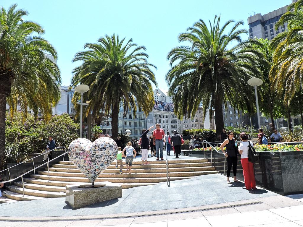 San Francisco photo diary: Union Square