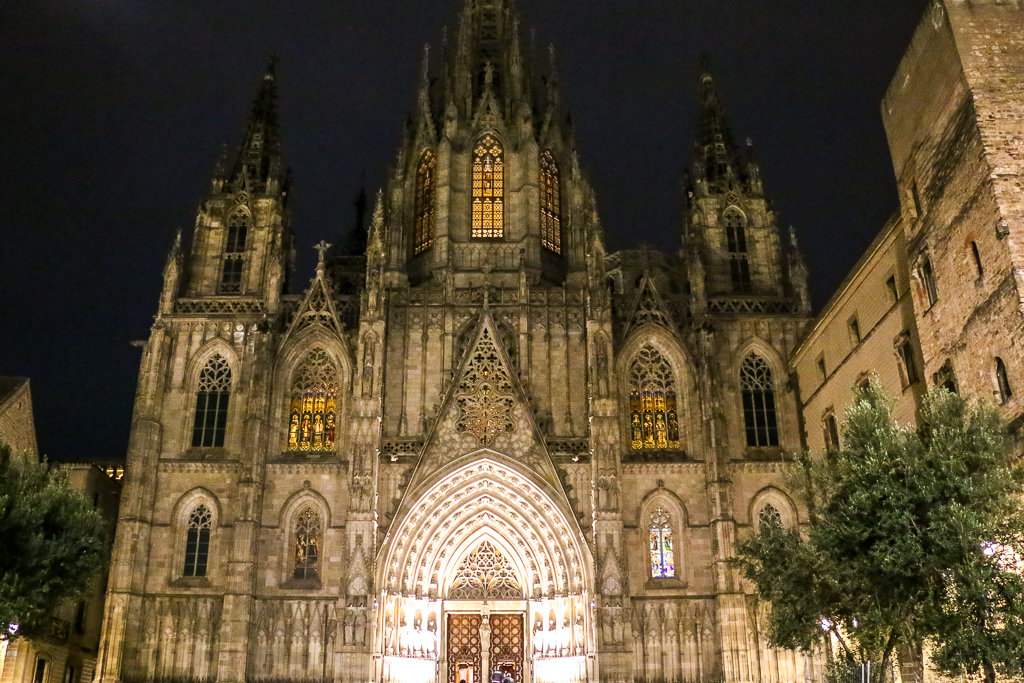 More than Destination, Barcelona Cathedral