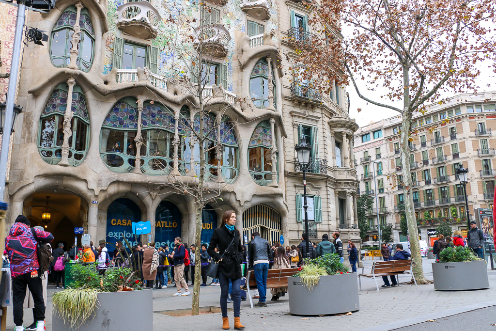 More than Destination, Barcelona, Spain