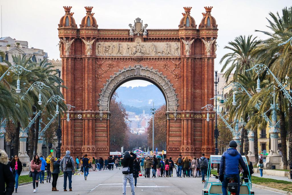 More than Destination, Barcelona