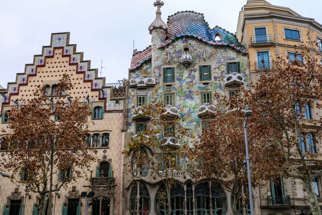 More than Destination, Casa Batllo