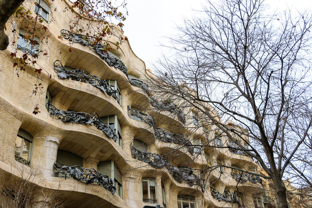 More than Destination, Casa Mila