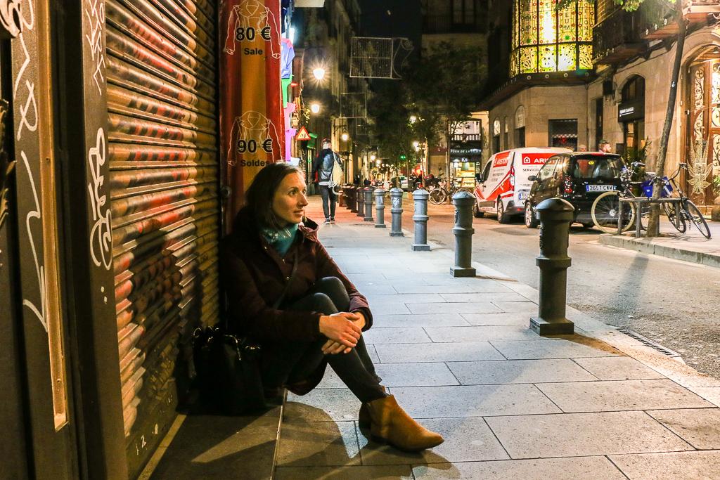 More than Destination, Gothic Quarters