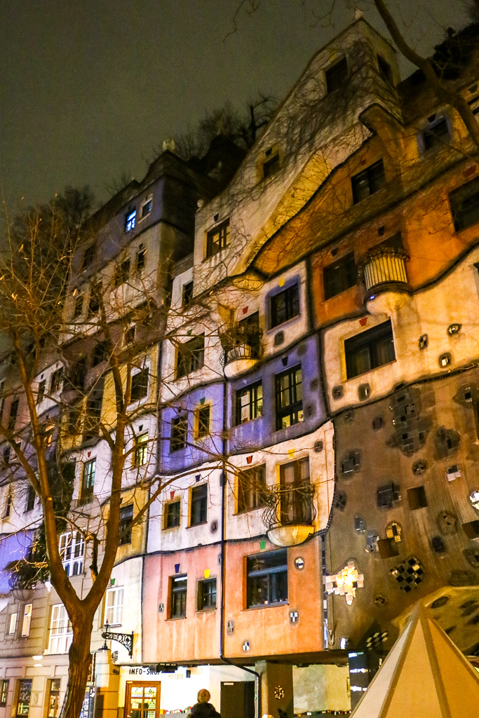 More than Destination, Hundertwasserhaus