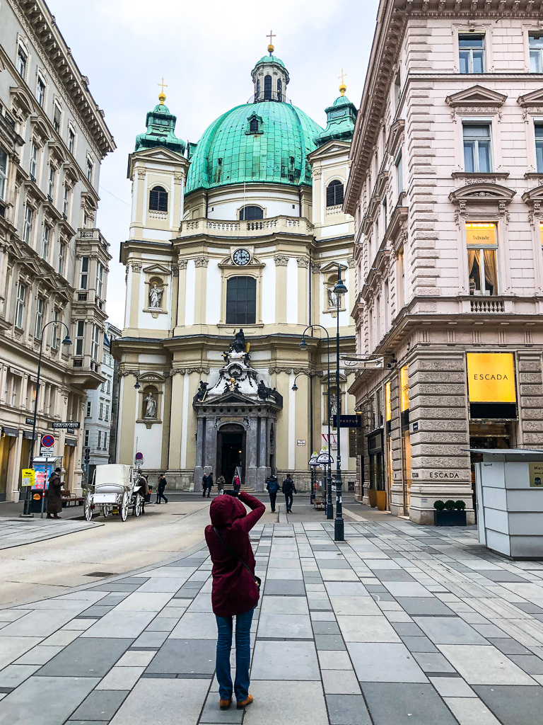 More than Destination, Vienna