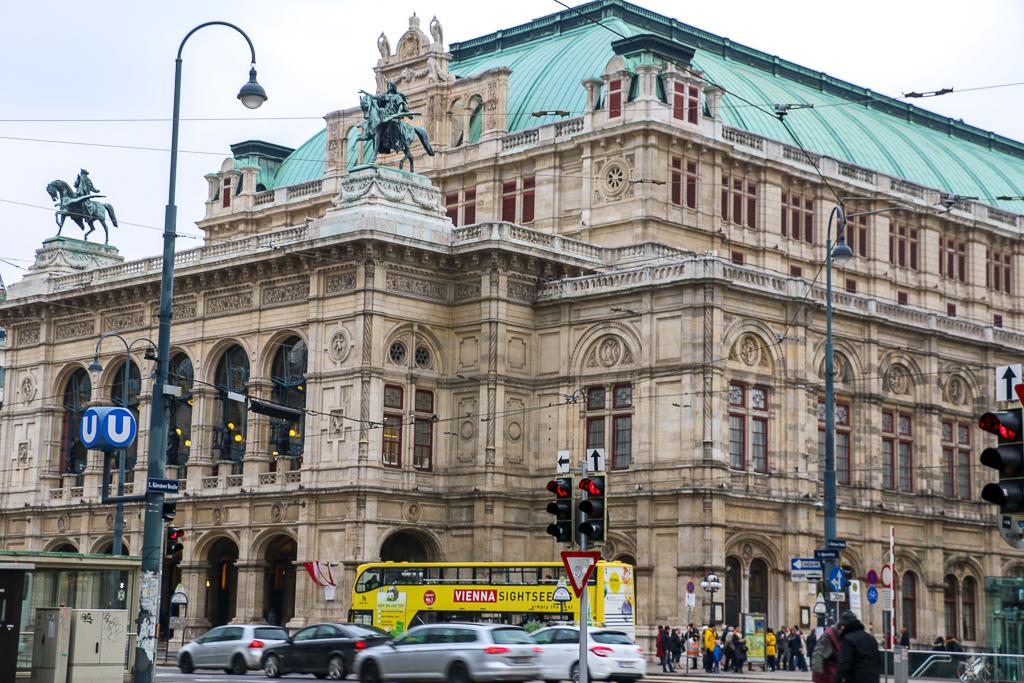More than Destination, Vienna State Opera House