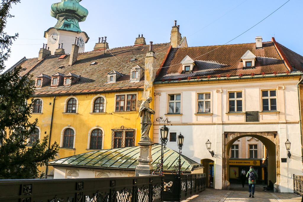 More than Destination, the Old Town of Bratislava