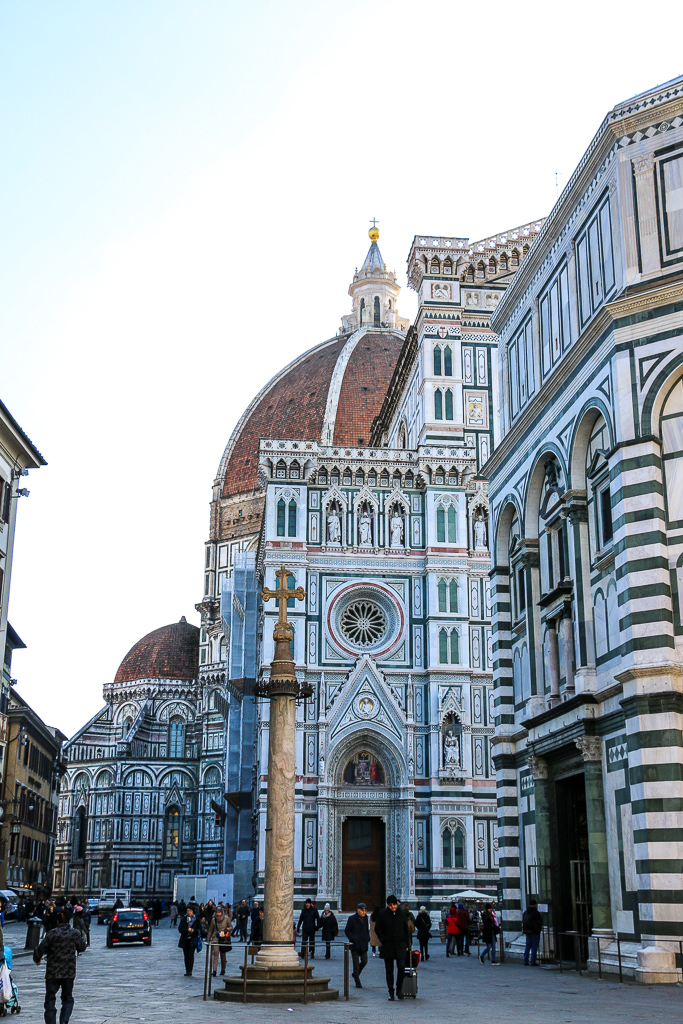 Cathedral of Santa Maria del Fiore,roadsanddestinations.com