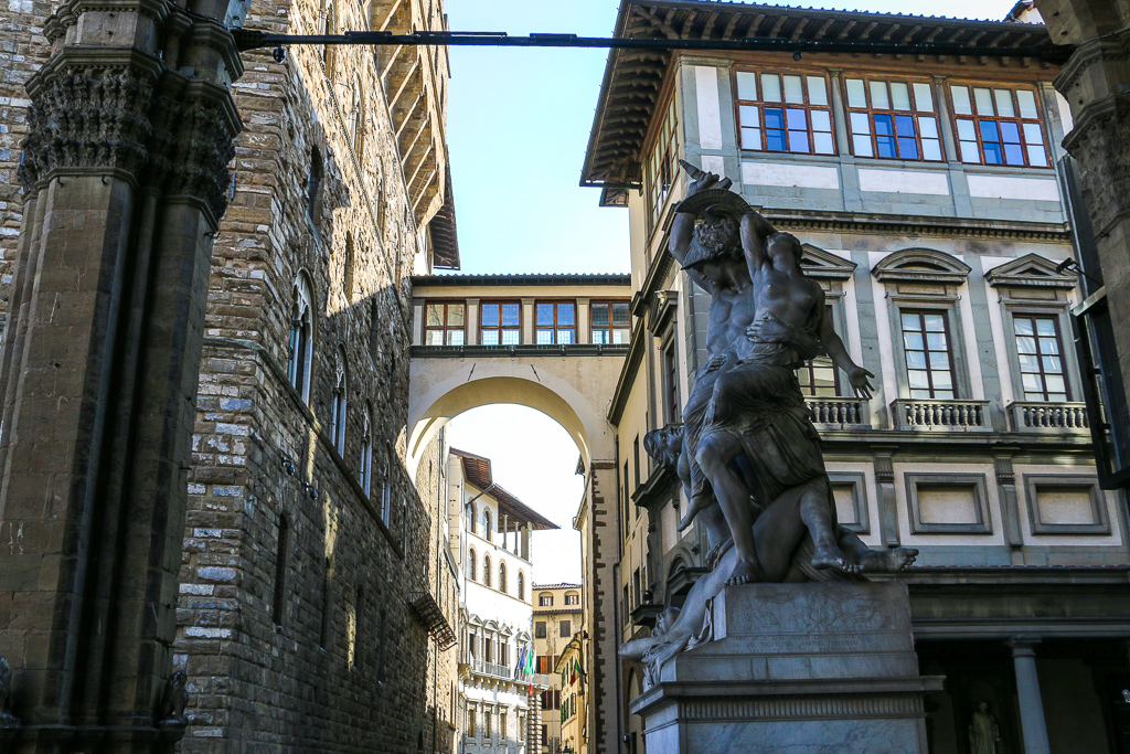 Florence, Most Beautiful Historic Centers in Europe - Roads and Destinations, roadsanddestinations.com