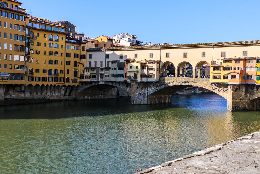 Ponte Vecchio, roadsanddestinations.com