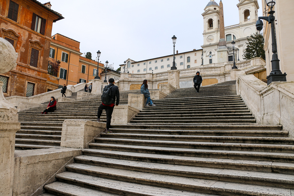 Spanish Steps, roadsanddestinations.com