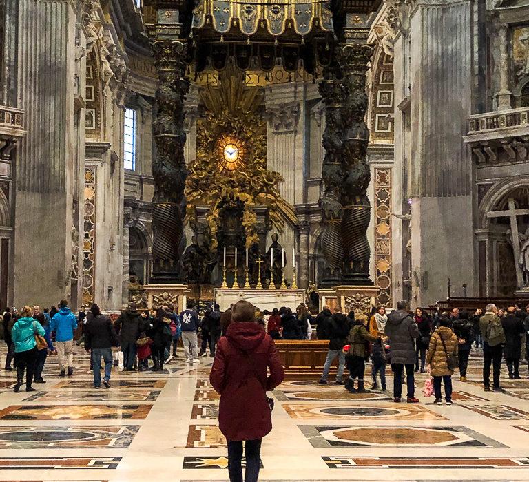 Treasures of the Vatican, roadsanddestinations.com