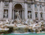 Trevi Fountain, Roads and Destinations
