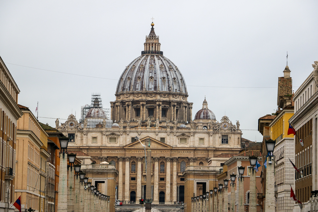 Vatican City, roadsanddestinations.com