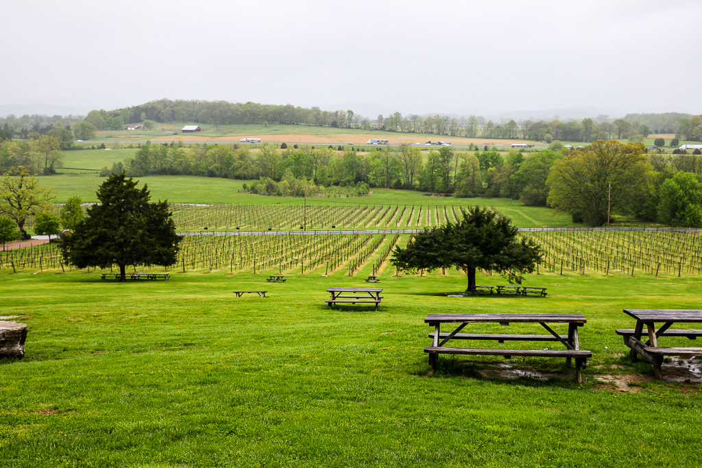 Arrington Vineyards, roadsanddestinations.com