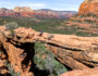 Hiking the Devil's Bridge Trail in Sedona, Arizona, roadsanddestinations.com