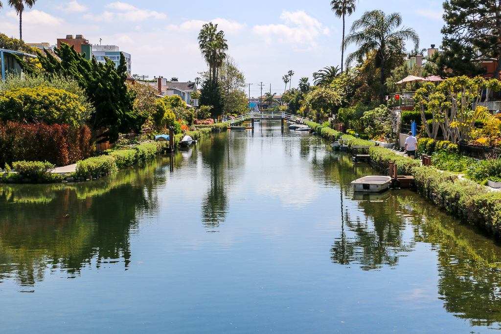 The Venice Canals by roadsanddestinations.com
