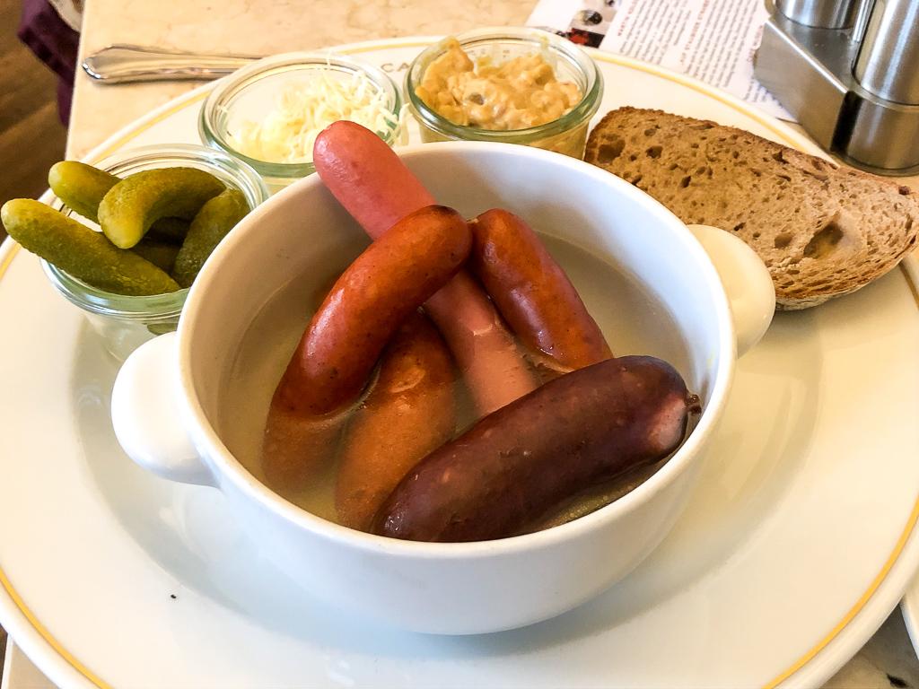 Dining Experience at the Café Museum. roadsanddestinations.com