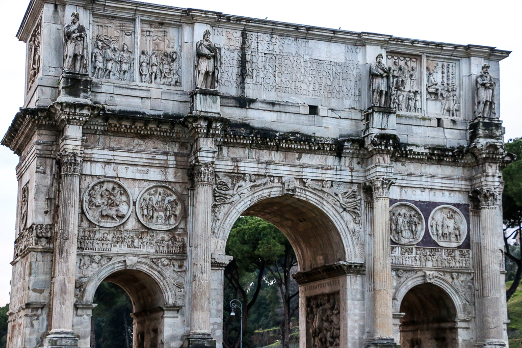 Historical Sites in Rome, roadsanddestinations.com