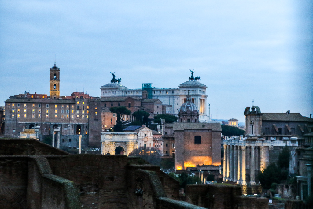 Rome, roadsanddestinations.com