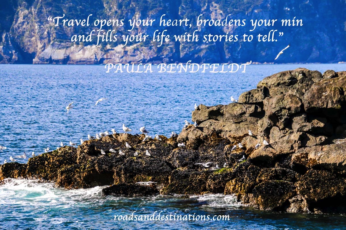 Inspirational Quotes that Ignite Your Travel Bug, roadsanddestinations.com