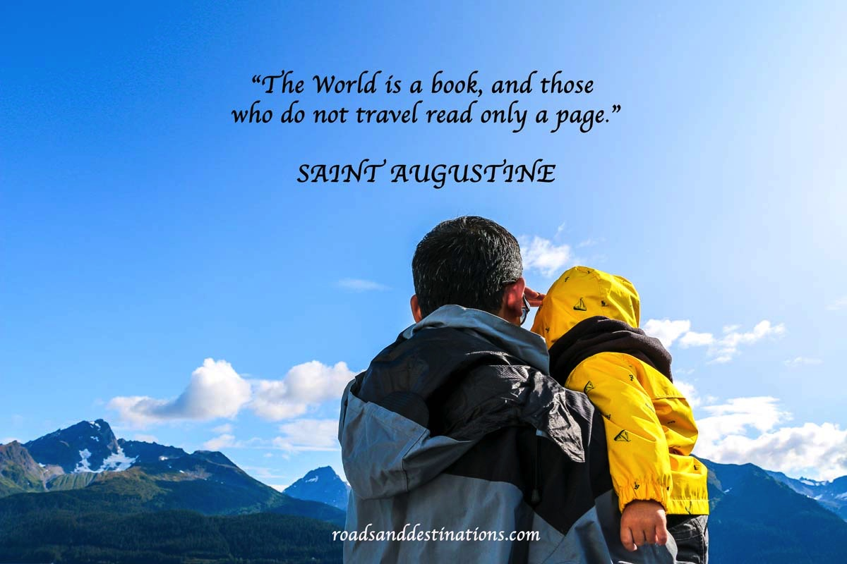 Inspirational Quotes that Ignite Your Travel Bug. roadsanddestinations.com