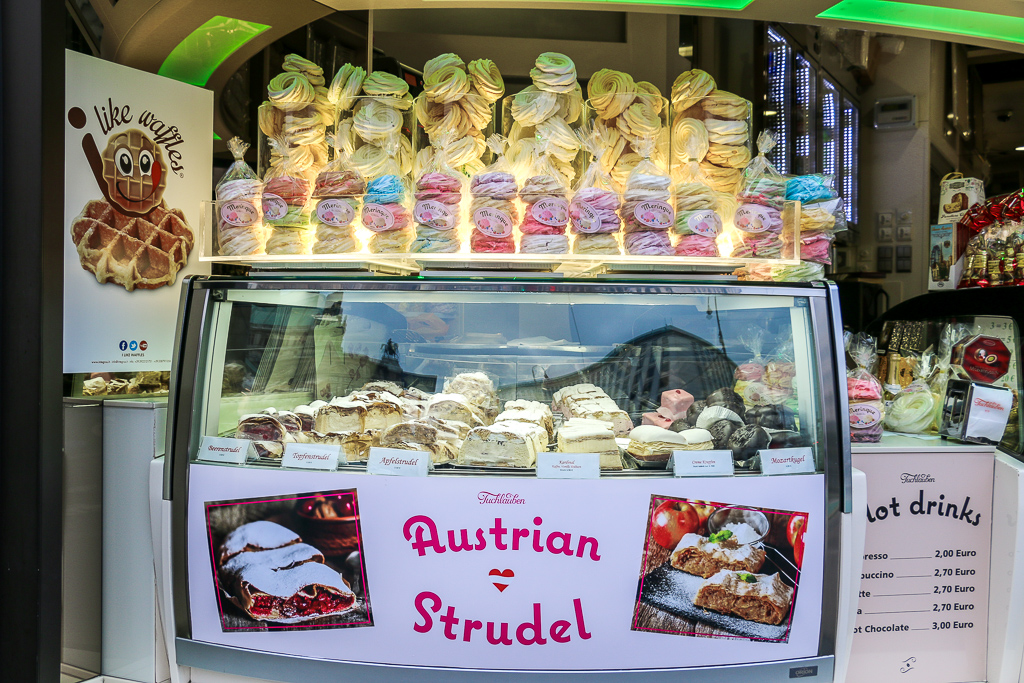 Streets sweets in Vienna, roadsanddestinations.com