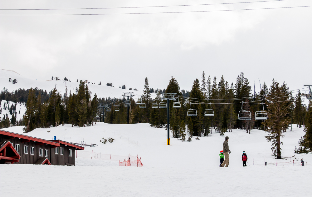 Mammoth Mountain, roadsanddestinations.com
