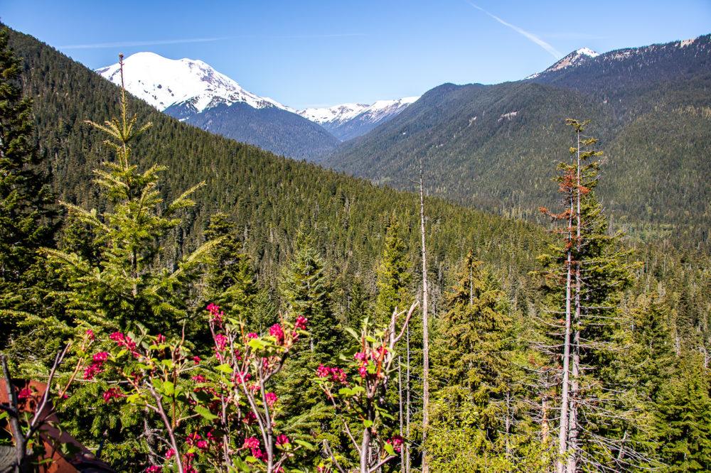 Mount Rainier, Weekend getaways and road trips from Spokane - Roads and Destinations