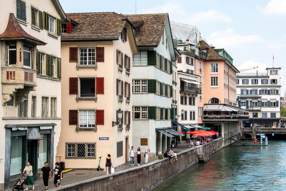 Best Places in Old Town Zurich you can't Miss, roadsanddestinations.com