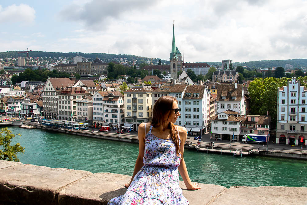 Best Places with Panoramic Views of Zurich roadsanddestinations.com