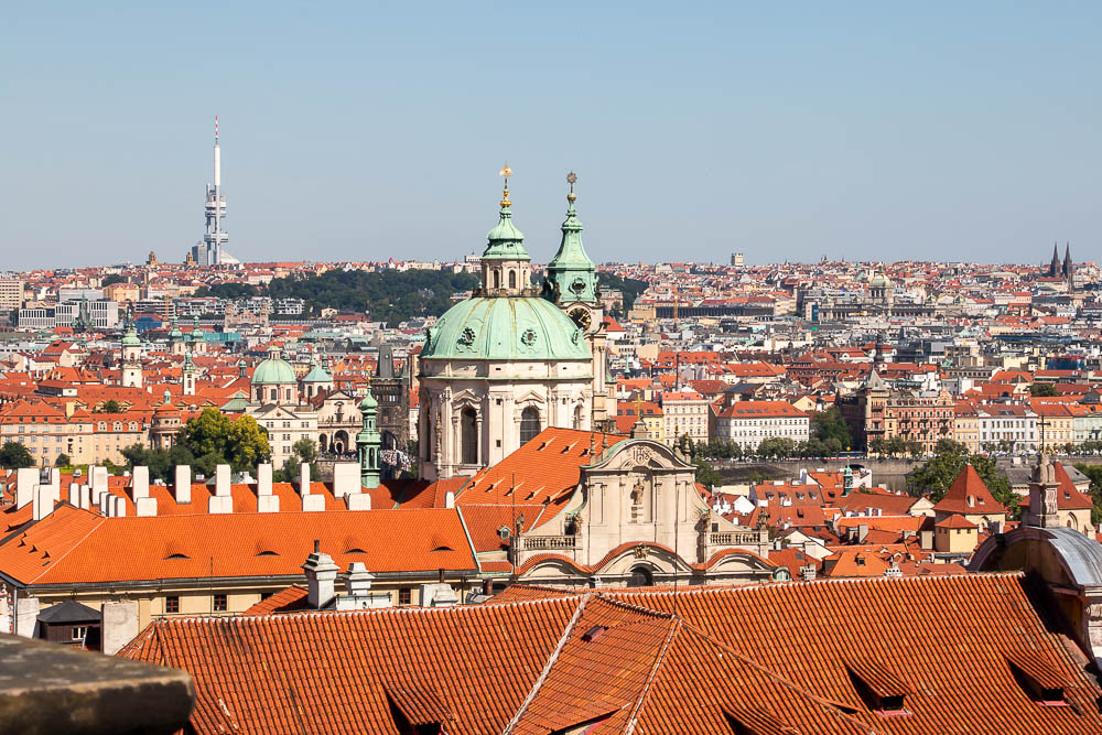 Free Spots with the Best Views of Prague. roadsanddestinations.com