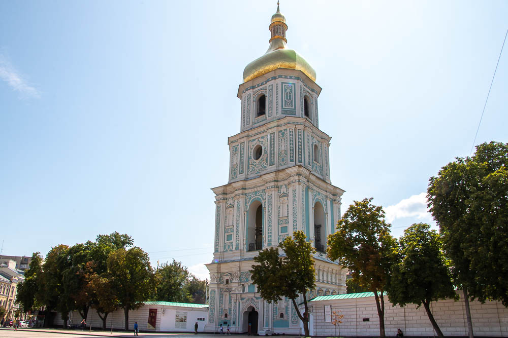 How to Visit St. Sophia's Cathedral, the best memories of 2019, www.roadsanddestinations.com