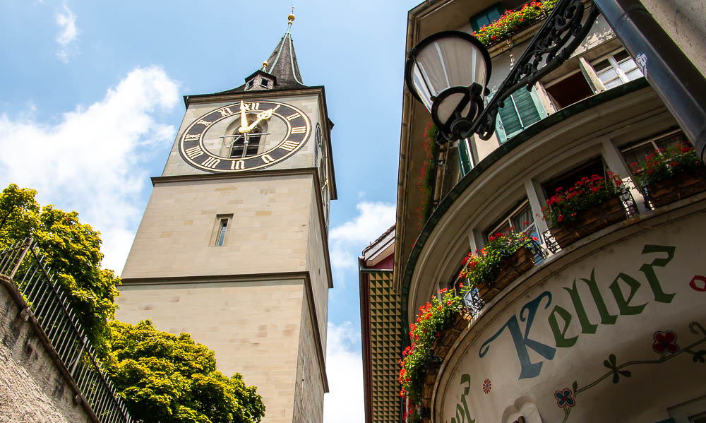 Places in Old Town Zurich you can't Miss, roadsanddestinations.com
