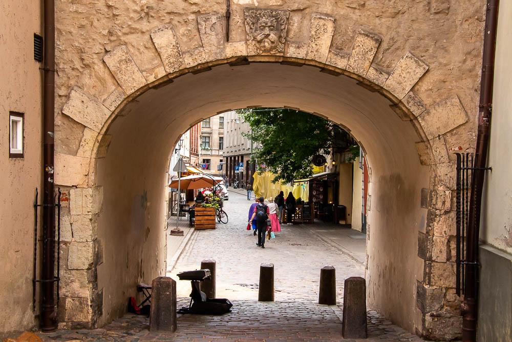 Swedish Gate, roadsanddestinations.com