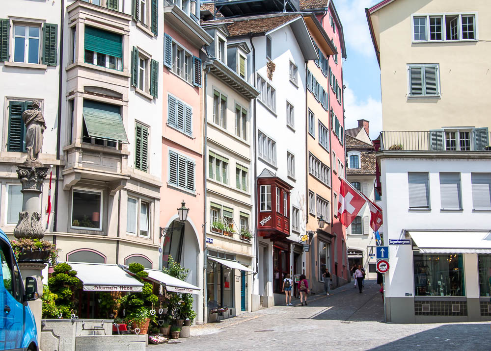 20 Photos to Inspire You to Visit Zurich . roadsanddestinations.com