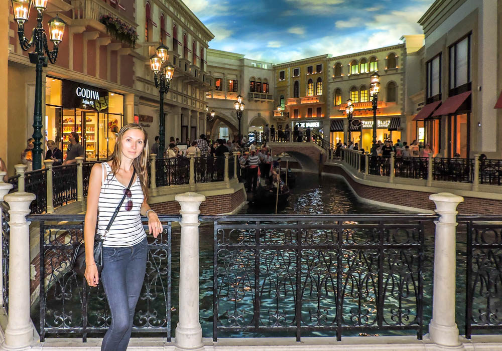 The Venetian, Roads and Destinations, roadsanddestinations.com