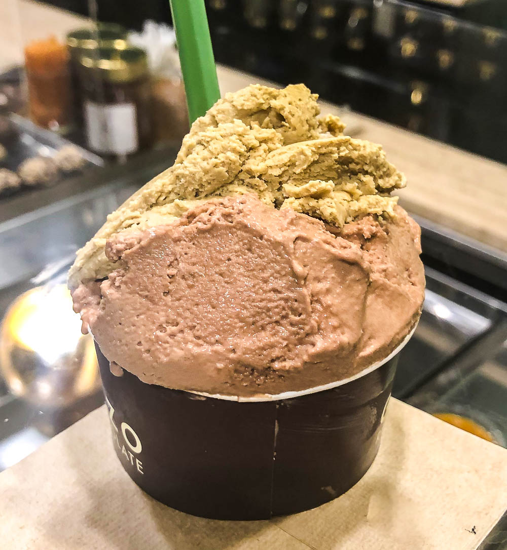 Gelato in Rome, roadsanddestinations.com