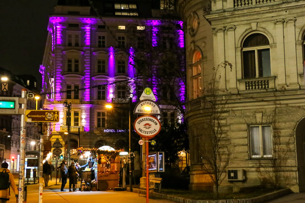 Vienna, www.roadsanddestinations.com